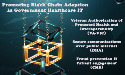 Promoting Block Chain Adoption in Government Healthcare IT