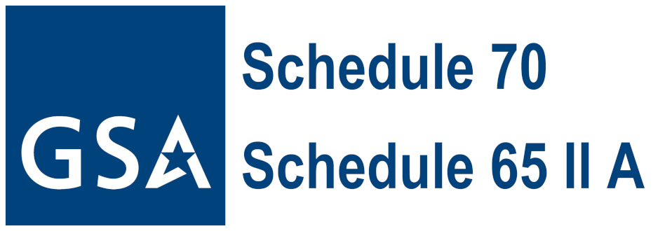 GSA Schedule 70 and 65 II A
